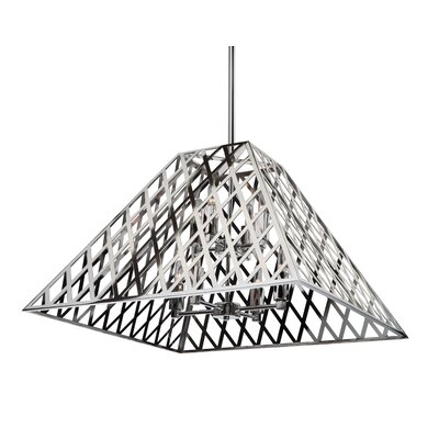 Gorby 8-Light Foyer Pendant