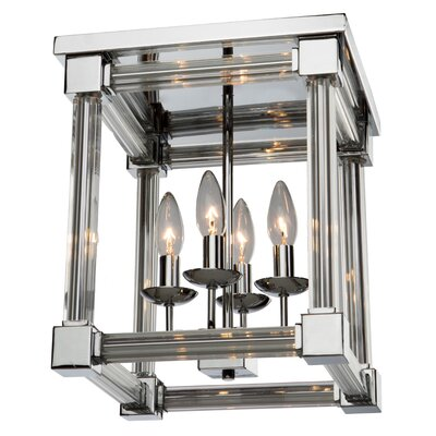 Threlkeld 4-Light Flush Mount