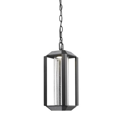 Wexford 1-Light Pendant Finish: Black