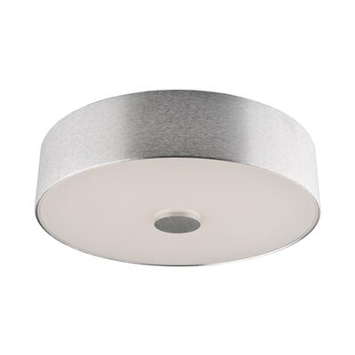 Shawndell 1-Light Flush Mount