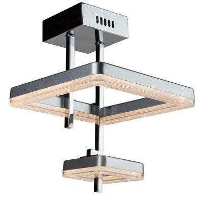 Osmond 1-Light Geometric Pendant