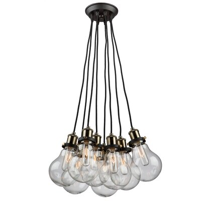 Rufina 8-Light Cluster Pendant
