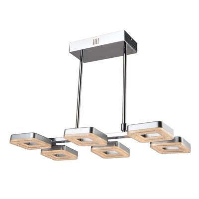 Osmond 1-Light Kitchen Island Pendant
