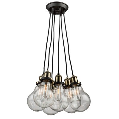Rufina 5-Light Cluster Pendant