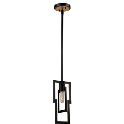 Cantin 1-Light Mini Pendant