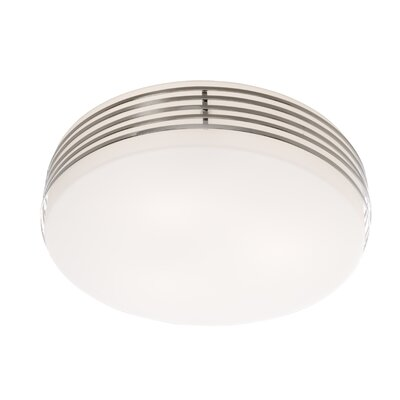 "Artcraft Lighting Flush Mount - Size: 3.5"" H x 12.5"" W x 12.5"" D at Sears.com"