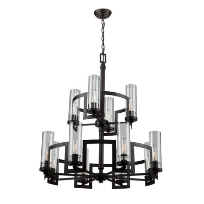 Thorton 12-Light Kitchen Island Pendant