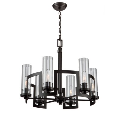 Thorton 6-Light Kitchen Island Pendant
