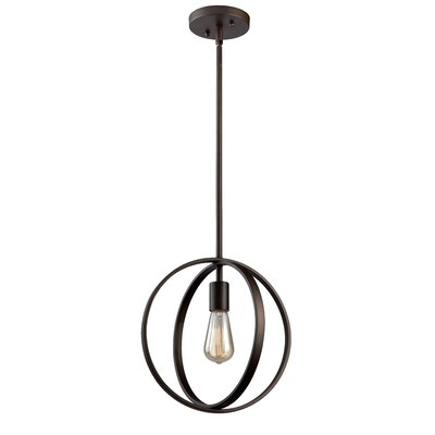 Newport 1-Light Globe Pendant