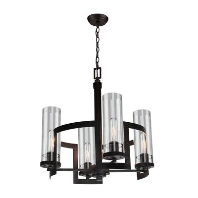Thorton 4-Light Kitchen Island Pendant