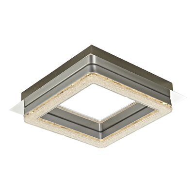 Osmond 1-Light Flush Mount