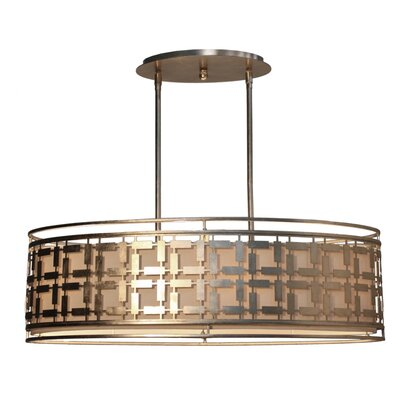 Morehead 4-Light Design Pendant