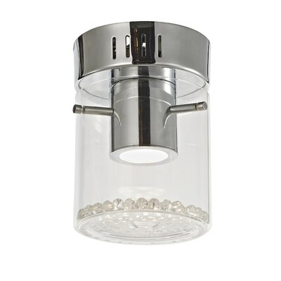 Dini 1-Light Flush Mount