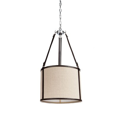 Strathmore Drum Pendant Finish: Oatmeal