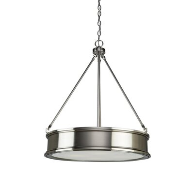Dunsmore 3-Light Drum Pendant