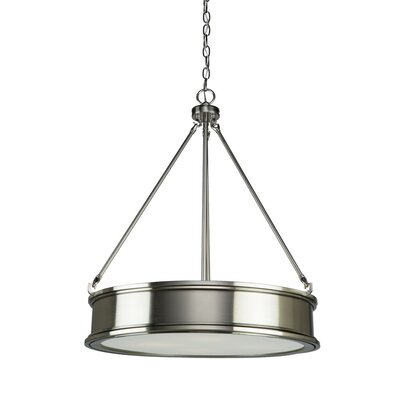 Dunsmore 4-Light Drum Pendant
