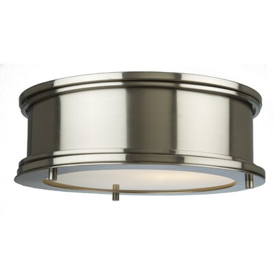Dunsmore 2-Light Flush Mount