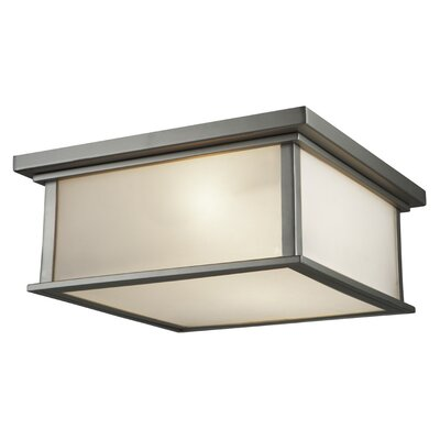 Morel 4-Light Flush Mount