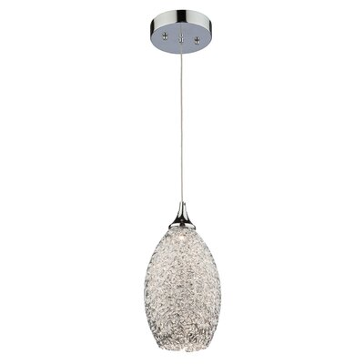 Burgoyne 1-Light LED Mini Pendant