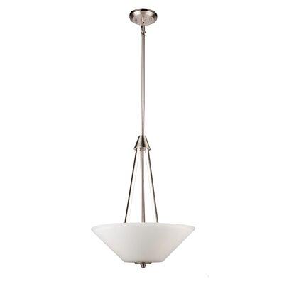 Kenilworth 3-Light Bowl Pendant