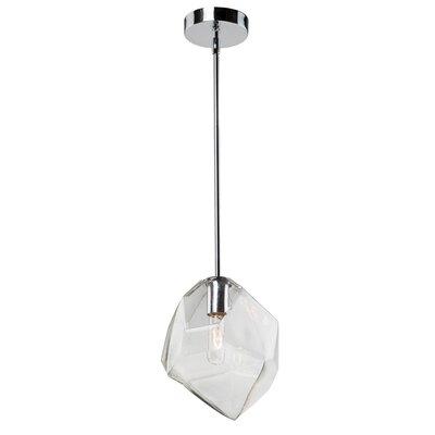 Burgoyne Abstract Shade 1-Light Mini Pendant