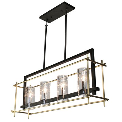 Thoman 4-Light Kitchen Island Pendant