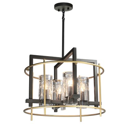 Riverview 4-Light Candle-Style Chandelier