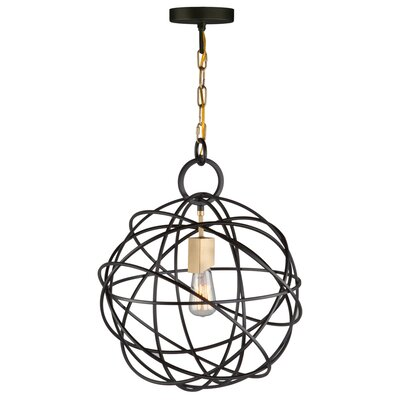 Orbit 1-Light Globe Pendant