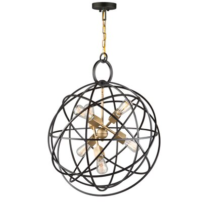 Thomason 6-Light Globe Pendant