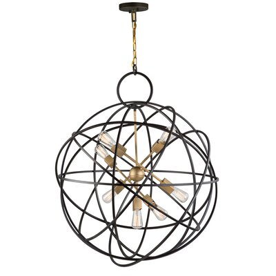 Thomason 7-Light Globe Pendant