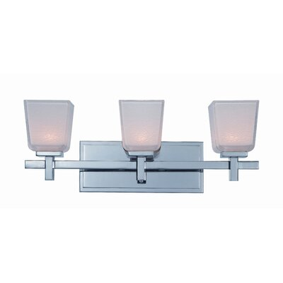 Artcraft Lighting Freeport Three Light Bath Vanity Light in Chrome at Sears.com