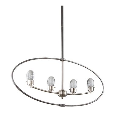Arlontae 4-Light Kitchen Island Pendant