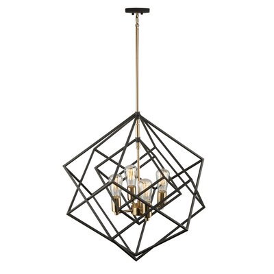 Artistry 4-Light Geometric Pendant