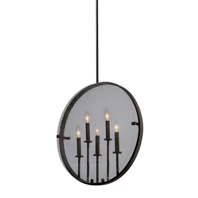 Harbor Point 5-Light Pendant Finish: Oil Rubbed Bronze