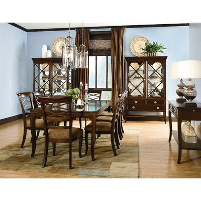 low price southern living urban heights 9 piece rectangular dining set