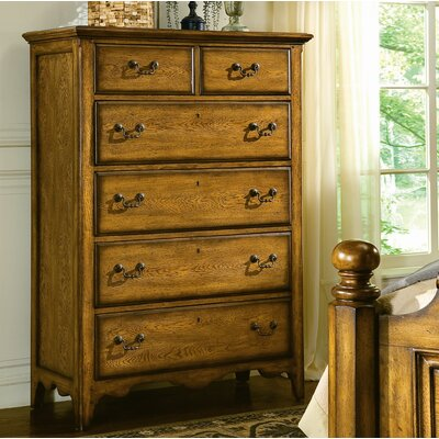 Bad credit financing Blue Ridge Retreat 6 Drawer Chest...
