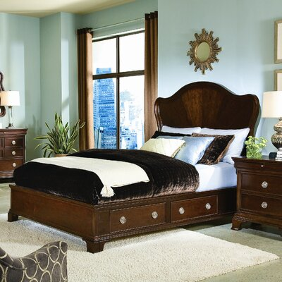 Furniture financing Urban Heights Storage Panel Bed Siz...