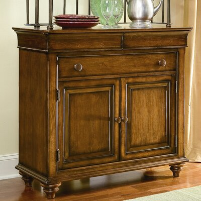 Cheap Southern Living Shenandoah Valley Sideboard in Distressed Cherry (SRV1084)