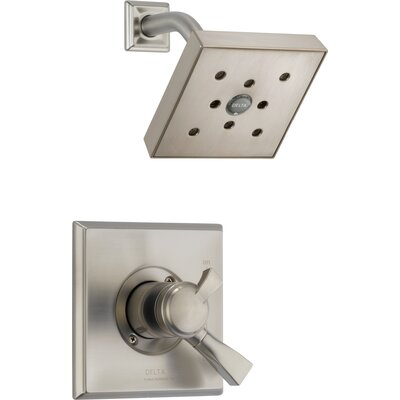 Dryden Pressure Balance Shower Faucet Trim Finish: Brilliance Stainless