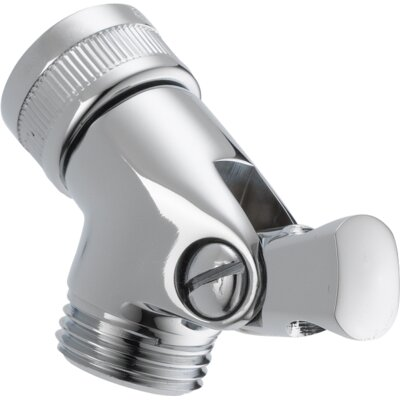 Universal Showering Components Pin Mount Swivel Connector For Handshower Finish: Chrome
