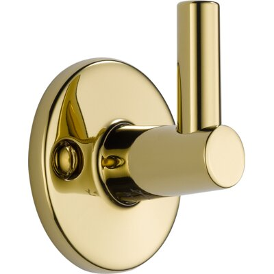 Universal Diverter Faucet Trim with Lever Handles Finish: Brilliance Polished Brass