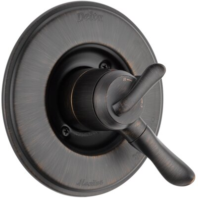 Linden Monitor 17 Series Valve Only Finish: Venetian Bronze
