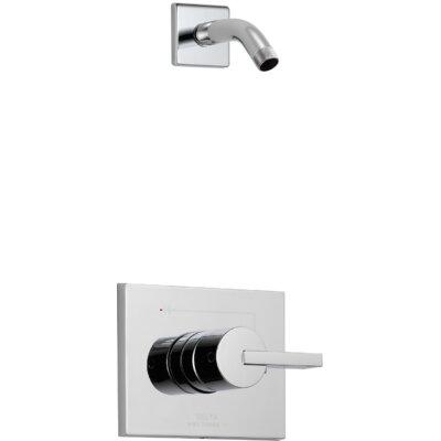 Vero Pressure Balance Shower Faucet Trim with Metal Lever Handle