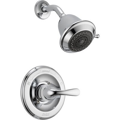 Other Core Pressure Balance Shower Faucet Trim Finish: Chrome