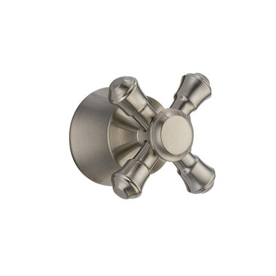 Cassidy Single Cross Bath Handle Kit Finish: Brilliance Stainless