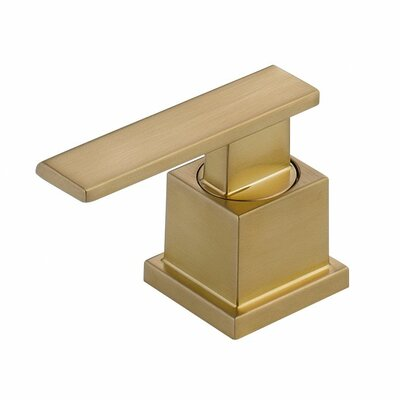 Vero Bidet Lever Handle Assembly Finish: Brilliance Champagne Bronze