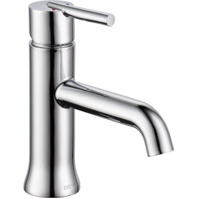 Trinsic Bathroom Single Handle Single Hole Lavatory Faucet Finish: Chrome