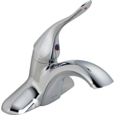 Single Handle 7.5 W Centerset Lavatory Faucet
