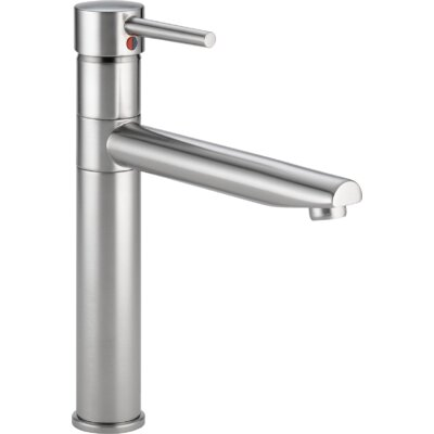 Trinsic� Kitchen Single Handle Centerset Kitchen Faucet Finish: Arctic Stainless