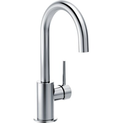Trinsic� Kitchen Single Handle Centerset Bar Prep Faucet Finish: Chrome